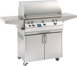 Brand: Fire Magic, Model: A540SX, Fuel Type: Liquid Propane, With Rotisserie