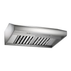 Brand: KOBE, Model: CH7736SQB1, Color: Stainless Steel