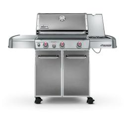 Brand: WEBER, Model: 6537301, Fuel Type: Smoke, LP Gas