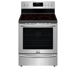 Brand: FRIGIDAIRE, Model: FGEF3058R, Color: Stainless Steel