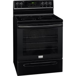 Brand: FRIGIDAIRE, Model: FGEF3058R, Color: Black