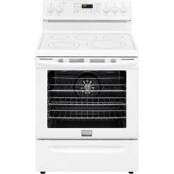Brand: FRIGIDAIRE, Model: FGEF3058R, Color: White