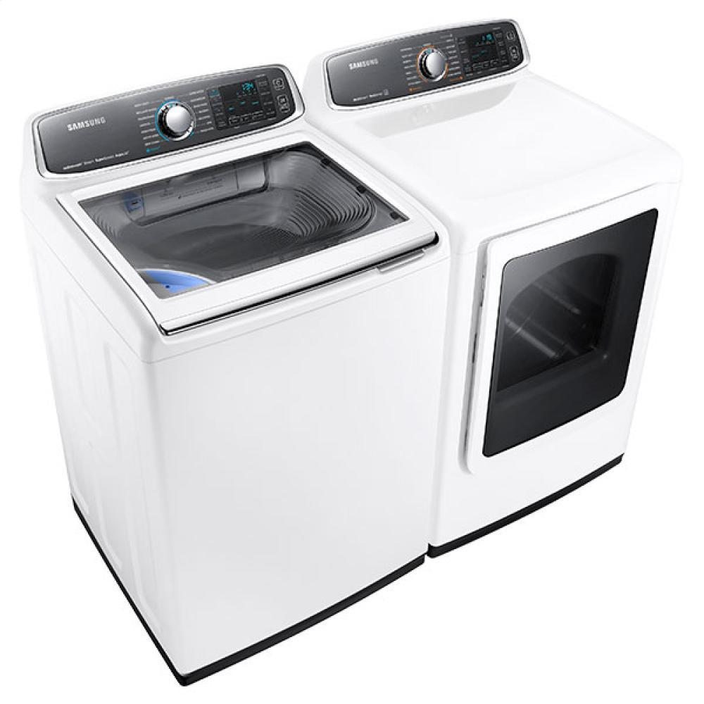 Samsung Dv52j8700gp 27 Inch 7 4 Cu Ft Gas Dryer With 15