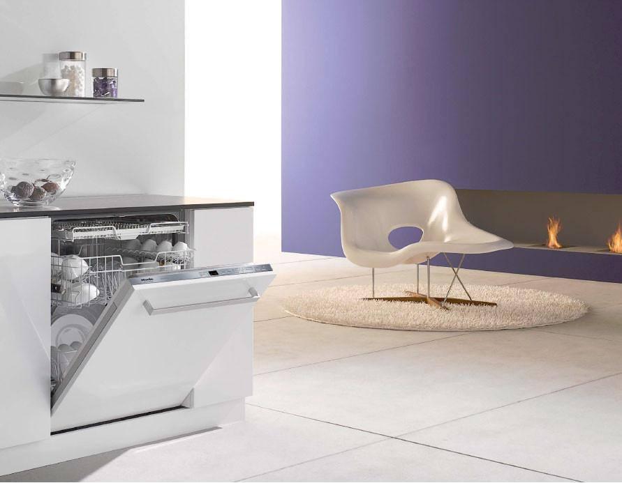 miele futura lumen dishwasher manual