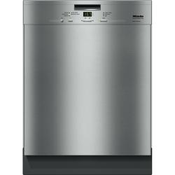 Brand: MIELE, Model: G4925SCUB, Color: Stainless Steel
