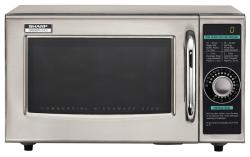 Brand: SHARP, Model: R21LCF, Style: Medium-duty Commercial Microwave