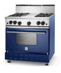 Brand: Bluestar, Model: RNB364GV1LP