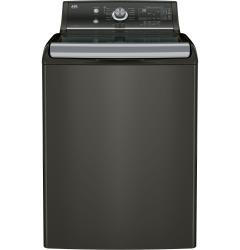 Brand: General Electric, Model: GTW860SSJWS, Color: Metallic Carbon
