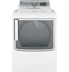 Brand: General Electric, Model: GTD86ES, Color: White