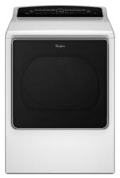 Brand: Whirlpool, Model: WED8500D, Color: White