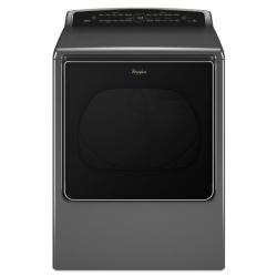 Brand: Whirlpool, Model: WED8700EC, Color: Chrome Shadow