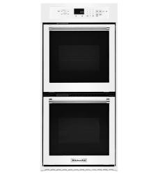 Brand: KitchenAid, Model: KODC304EBL, Color: White