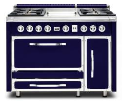 Brand: Viking, Model: TVDR4804GAW, Color: Dark Blue