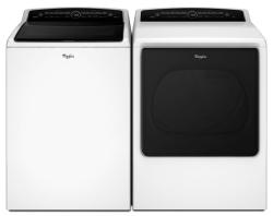 Brand: Whirlpool, Model: WED8000DW