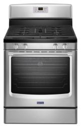 Brand: Maytag Heritage, Model: MGR8650ES, Color: Stainless Steel