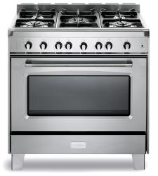 Brand: Verona, Model: VCLFSGG365, Color: Stainless Steel