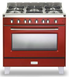 Brand: Verona, Model: VCLFSGG365, Color: Gloss Red