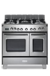 Brand: Verona, Model: VCLFSGE365DSS, Color: Stainless Steel