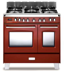 Brand: Verona, Model: VCLFSGE365DSS, Color: Gloss Red