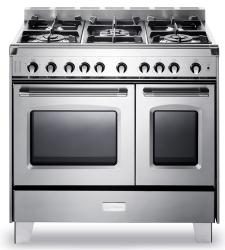 Brand: Verona, Model: VCLFSGG365DE, Color: Stainless Steel