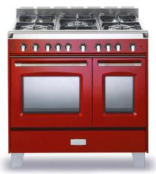 Brand: Verona, Model: VCLFSGG365DE, Color: Gloss Red