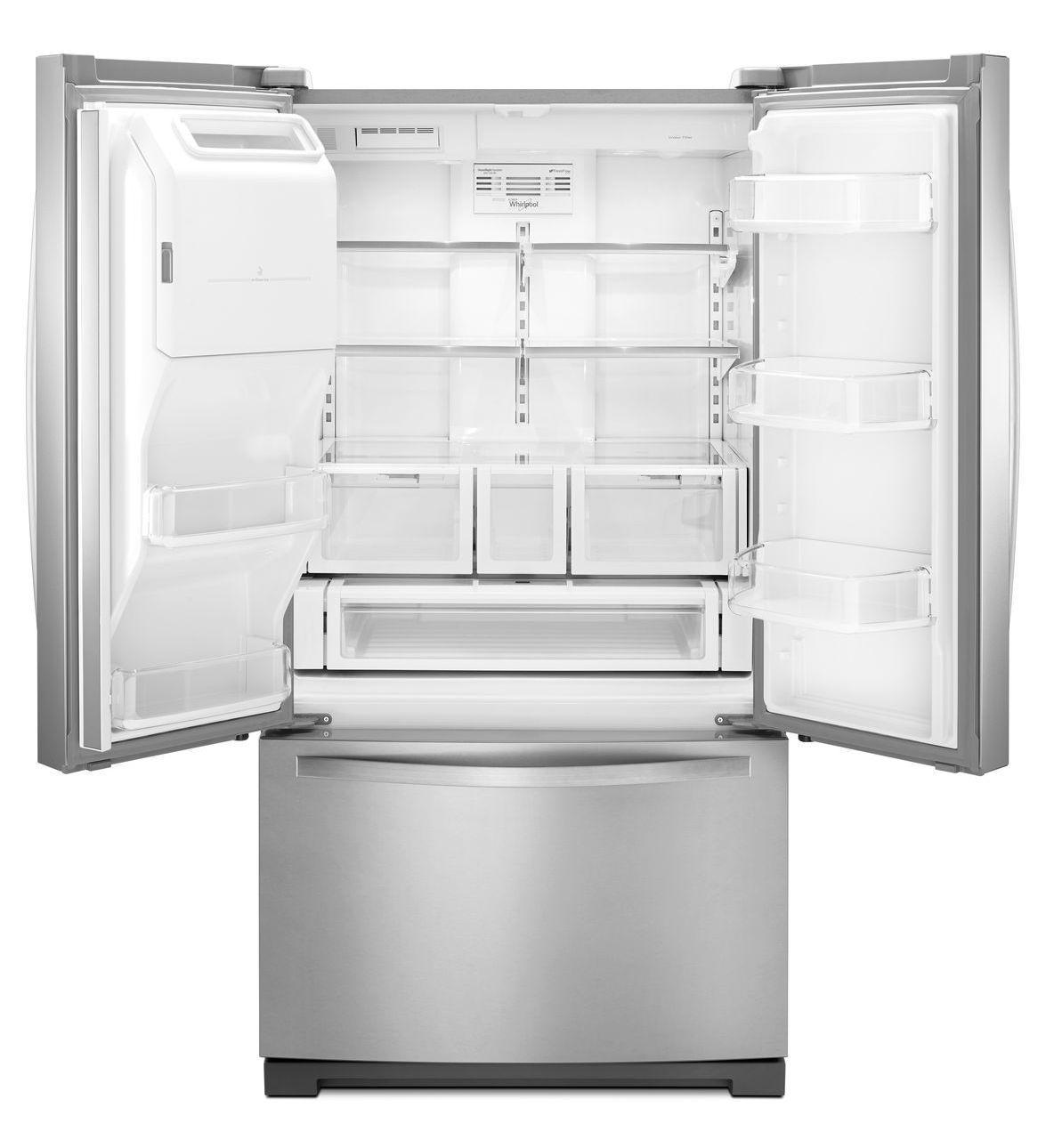 Wrf757sdem Whirlpool Wrf757sdem Refrigerator