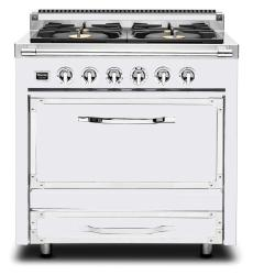 Brand: Viking, Model: TVDR3604BSS, Color: Antique White