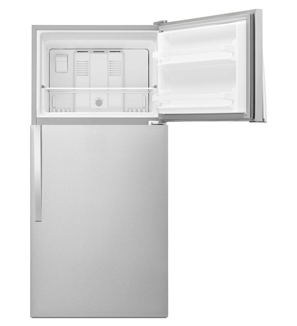 Whirlpool 30 Inch Top-Freezer Refrigerator With 18.2 Cu