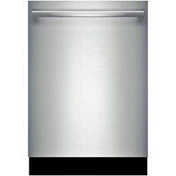 Brand: Bosch, Model: SHX65T55UC, Color: Stainless Steel, Bar Handle