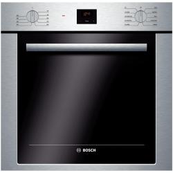 Brand: Bosch, Model: HBE5451UC, Style: 24 Inch Single Electric Wall Oven