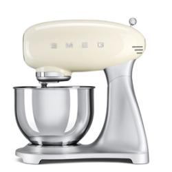 Brand: SMEG, Model: SMF01, Color: Cream