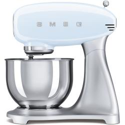 Brand: SMEG, Model: SMF01, Color: Pastel Blue