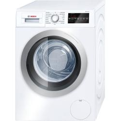 Brand: Bosch, Model: WAT28401UC, Color: White/silver