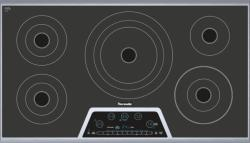 Brand: THERMADOR, Model: CET365NS, Style: 36 Inch Smoothtop Electric Cooktop