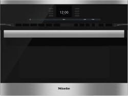 Brand: MIELE, Model: H6600BMBL, Color: Clean Touch Steel