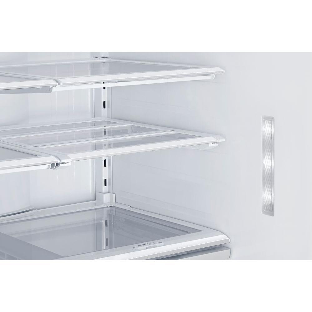 Rf28hded Samsung Rf28hded French Door Refrigerators
