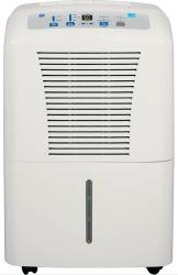 Brand: GE, Model: ADER50LS, Style: 50 Pint Capacity Dehumidifier R-410A Refrigerant