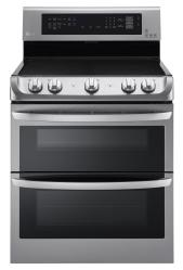Brand: LG, Model: LDE4415, Color: Stainless Steel