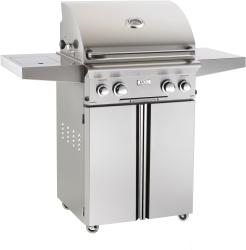 Brand: American Outdoor Grill, Model: 24PCL00SP, Fuel Type: Liquid Propane,