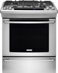 Brand: Electrolux, Model: EW30GS80RS, Color: Stainless Steel