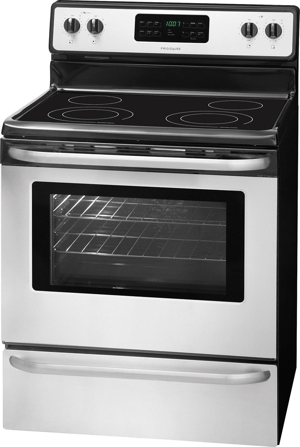 Ffef3024rs Frigidaire Ffef3024rs Electric Ranges