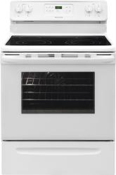 Brand: FRIGIDAIRE, Model: FFEF3024RS, Color: White