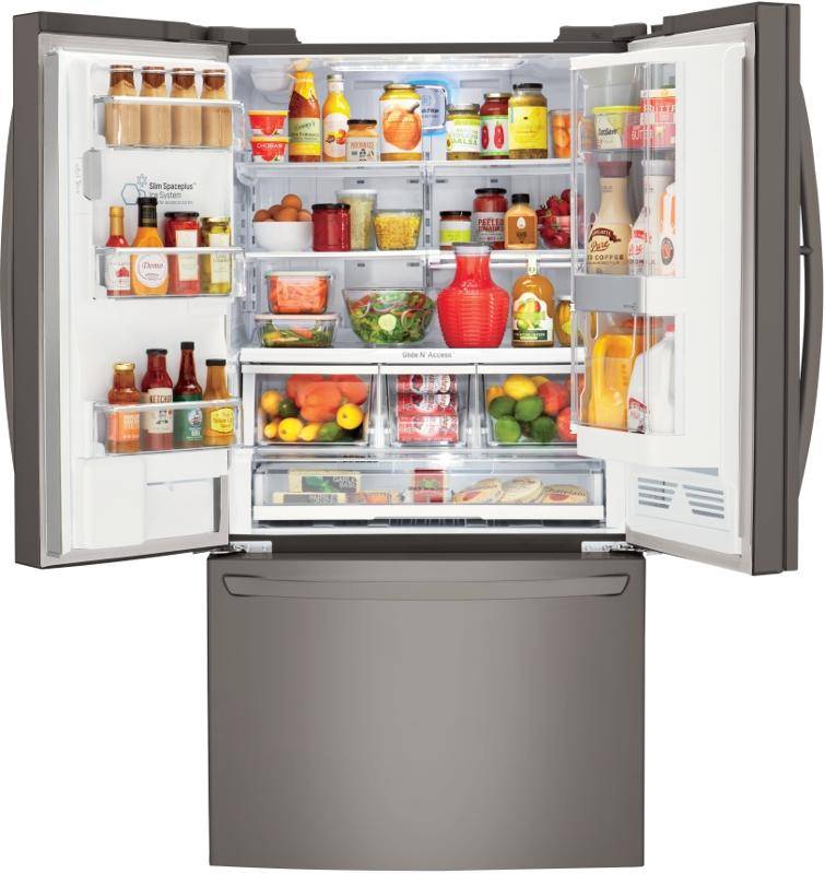 Lfxs30766 Lg Lfxs30766 French Door Refrigerators