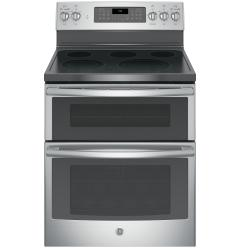 Brand: GE, Model: JB860EJES, Color: Stainless Steel