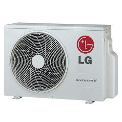 Brand: LG, Model: LS120HEV1, Style: 12,000 BTU Mega Single Zone Wall-Mount Ductless Split System