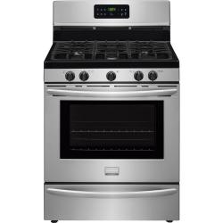 Brand: FRIGIDAIRE, Model: DGGF3045RF, Color: Stainless Steel