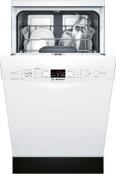 Brand: Bosch, Model: SPE53U56UC, Color: White