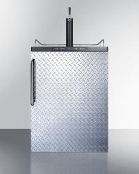 Brand: SUMMIT, Model: SBC635MBIFR, Color: Diamond Plate with Towel Bar Handle