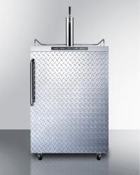 Brand: SUMMIT, Model: SBC635MOSHH, Style: Diamond Plate with Towel Bar Handle