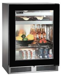 Brand: PERLICK, Model: HH24BO32R, Color: Panel Ready-Glass, Left Hinge Door Swing